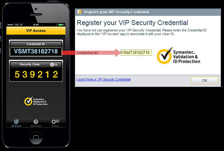 How do I start using Symantec VIP Access? – Saxo Bank A/S Support
